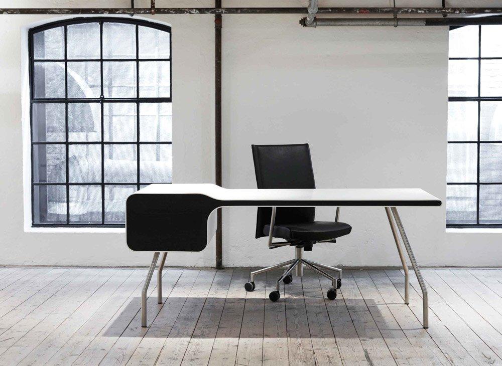 arco schreibtische und arbeitstische schreibtisch i con designbest. Black Bedroom Furniture Sets. Home Design Ideas