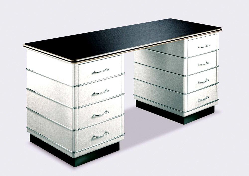 m ller m belfabrikation schreibtische und arbeitstische. Black Bedroom Furniture Sets. Home Design Ideas