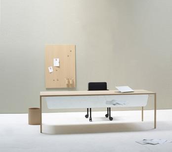 Bureau Slim Office