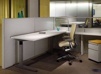 Bureau Planes Height Adjustable