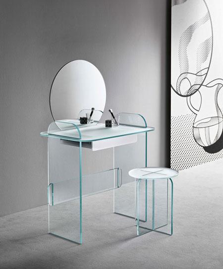 Toeletta Opalina di Tonelli Design