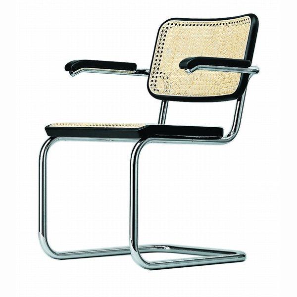 sedie sedia s 64 v da thonet. Black Bedroom Furniture Sets. Home Design Ideas