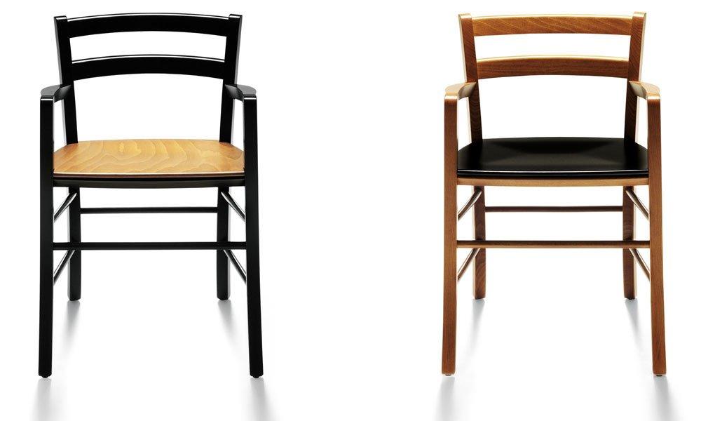 Sedie sedia marocca da de padova for Sedie design vicenza