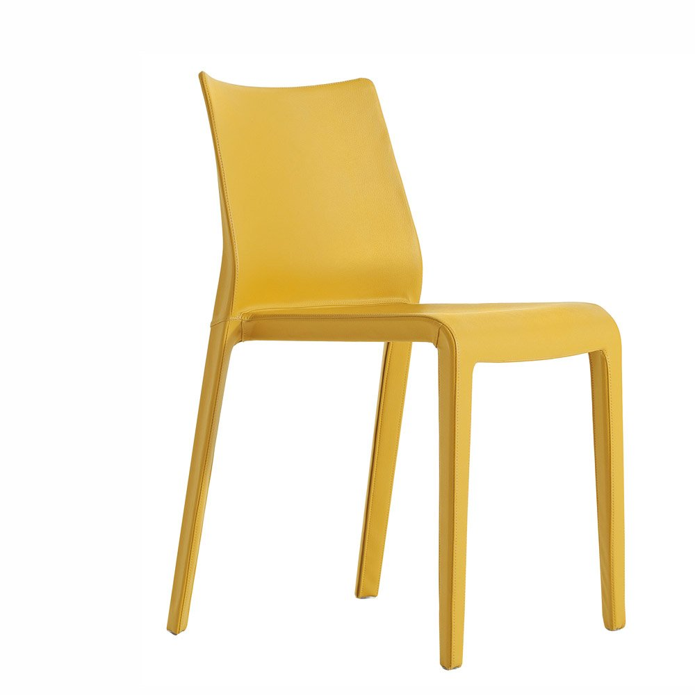 Sedie sedia lisbona da desalto for Sedie design vicenza