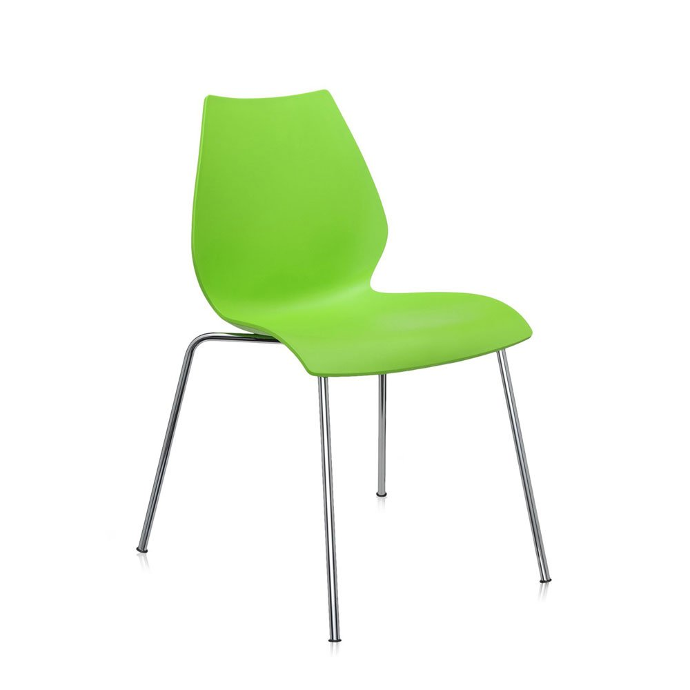Chairs chair maui by kartell for Sedie design north america
