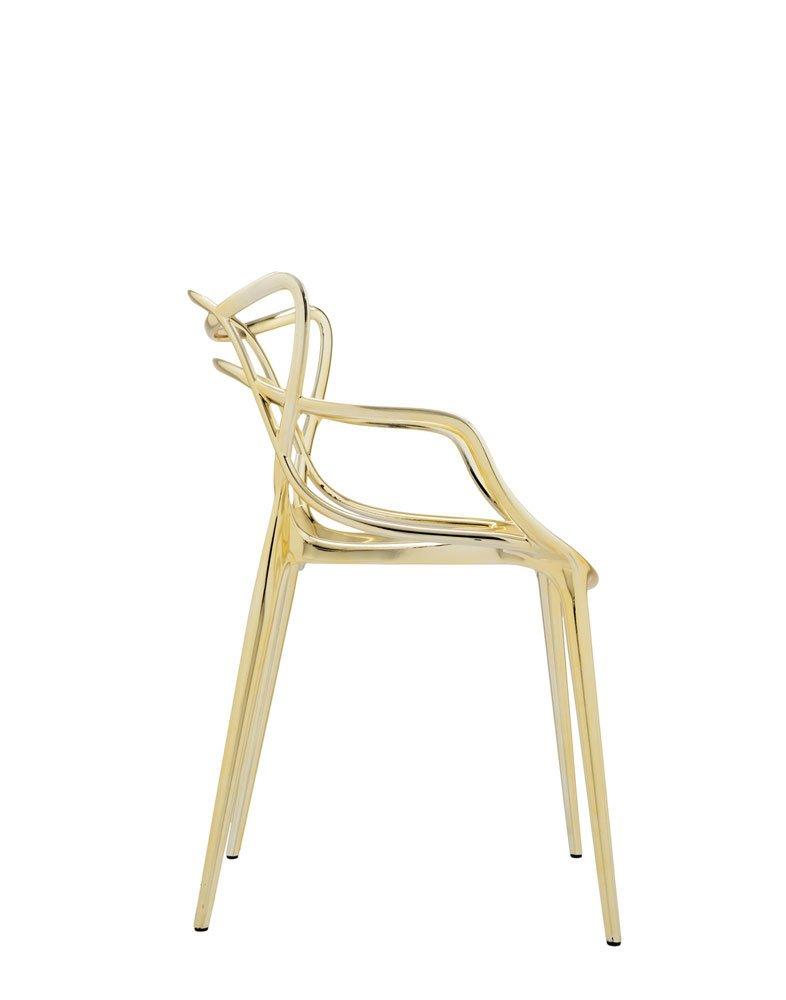 catalogue chaise masters gold kartell designbest. Black Bedroom Furniture Sets. Home Design Ideas