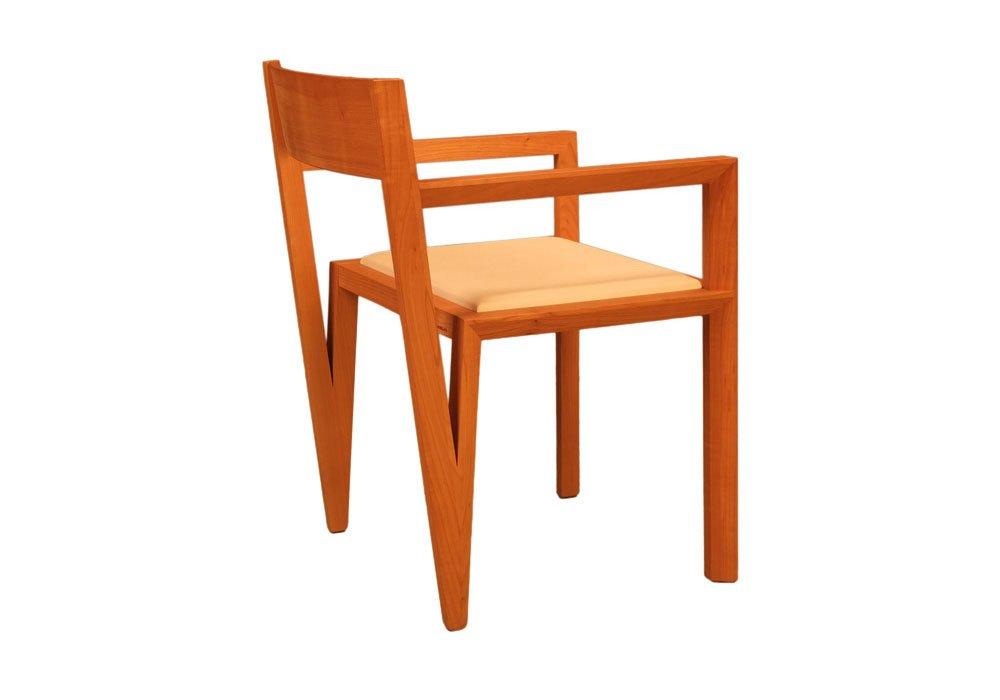 Sedia Design Gambe Legno Pina Magis Pi A Low Chair Design