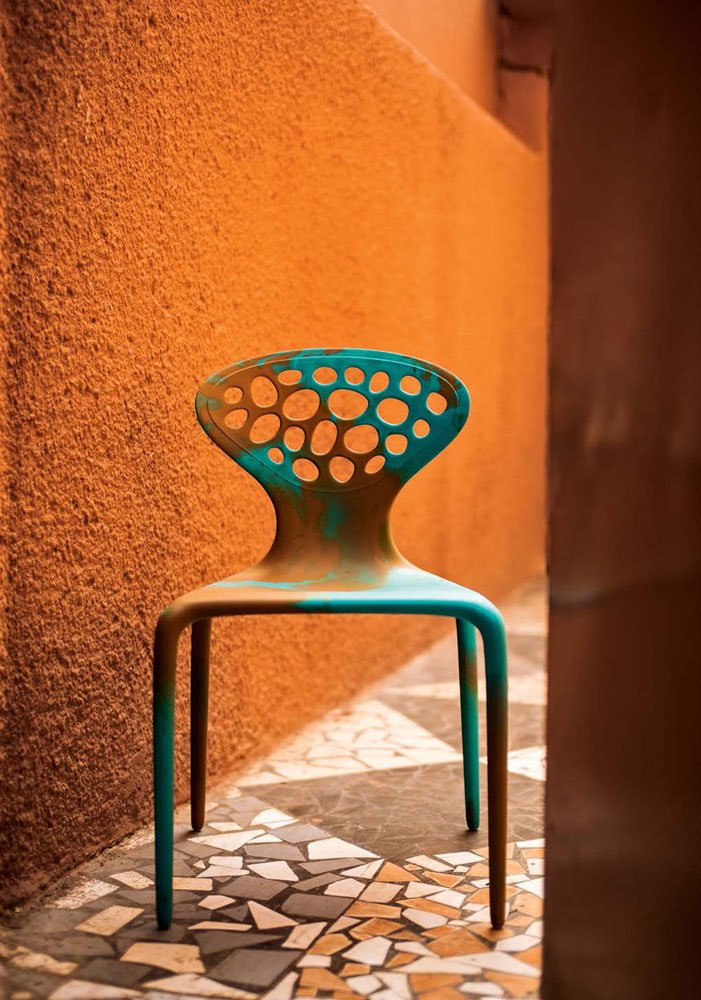 Chairs chair supernatural by moroso for Sedie design north america