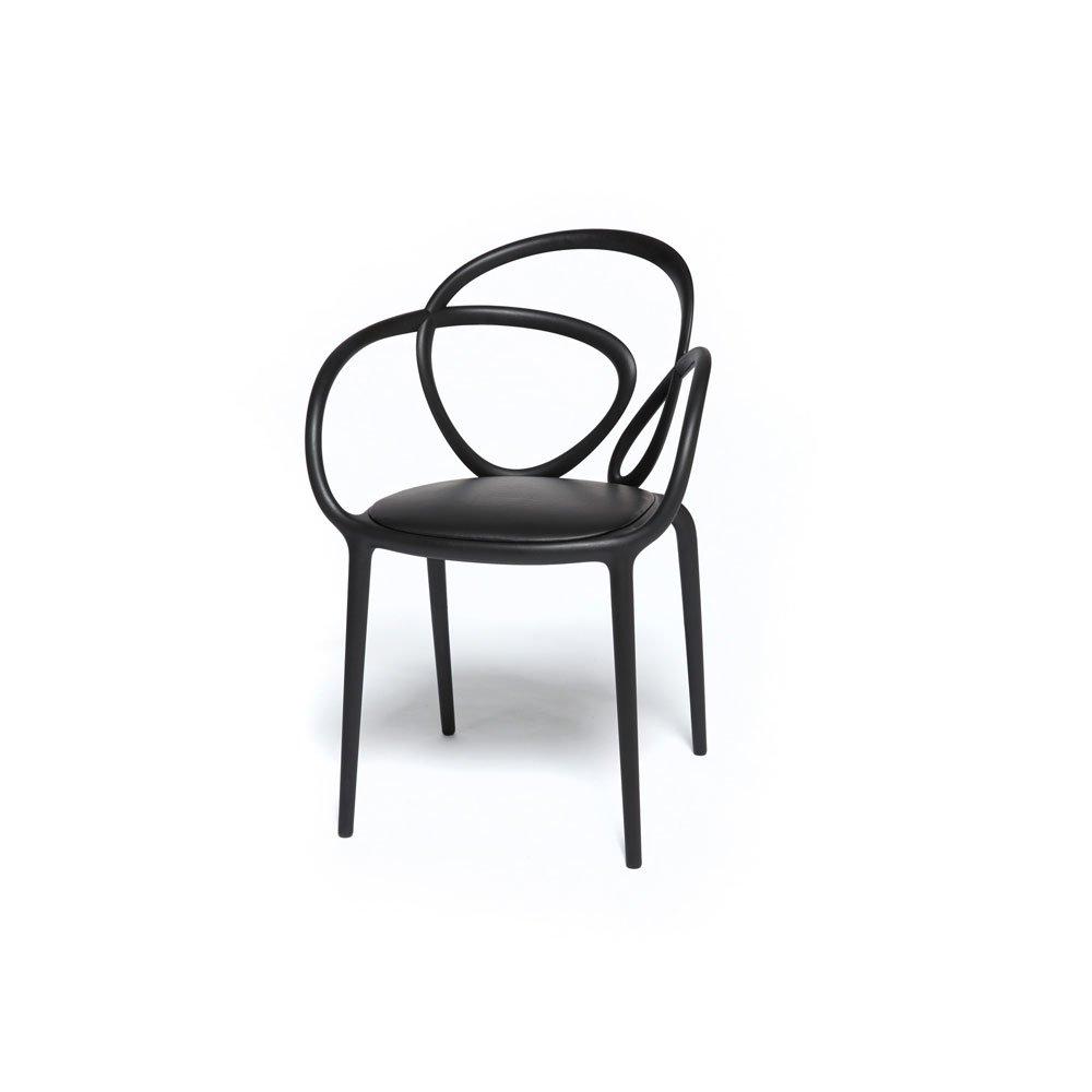qeeboo st hle stuhl loop designbest. Black Bedroom Furniture Sets. Home Design Ideas