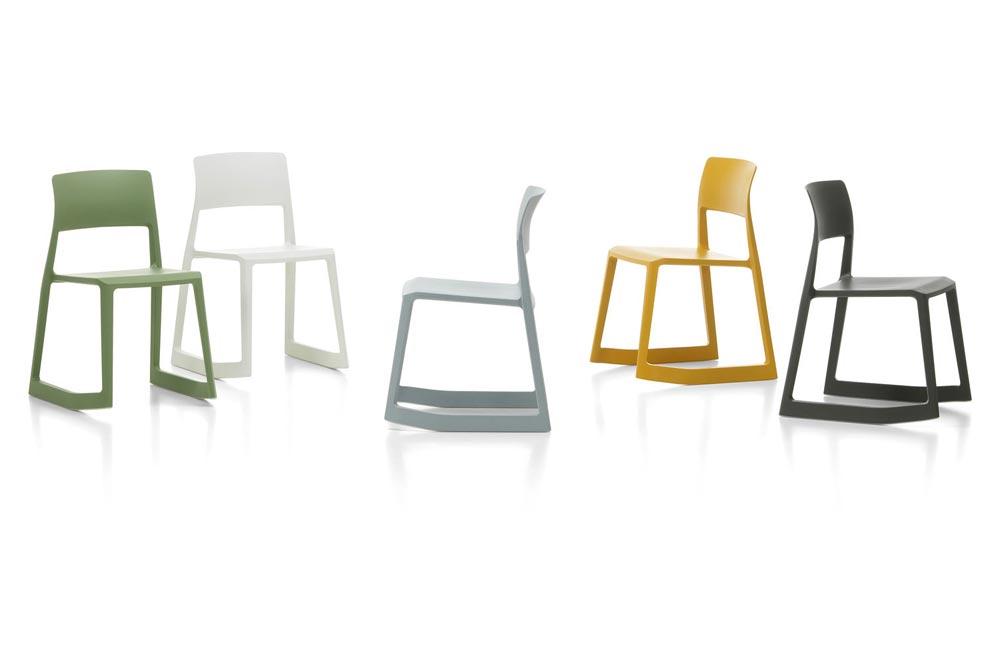 sedie sedia tip ton da vitra. Black Bedroom Furniture Sets. Home Design Ideas