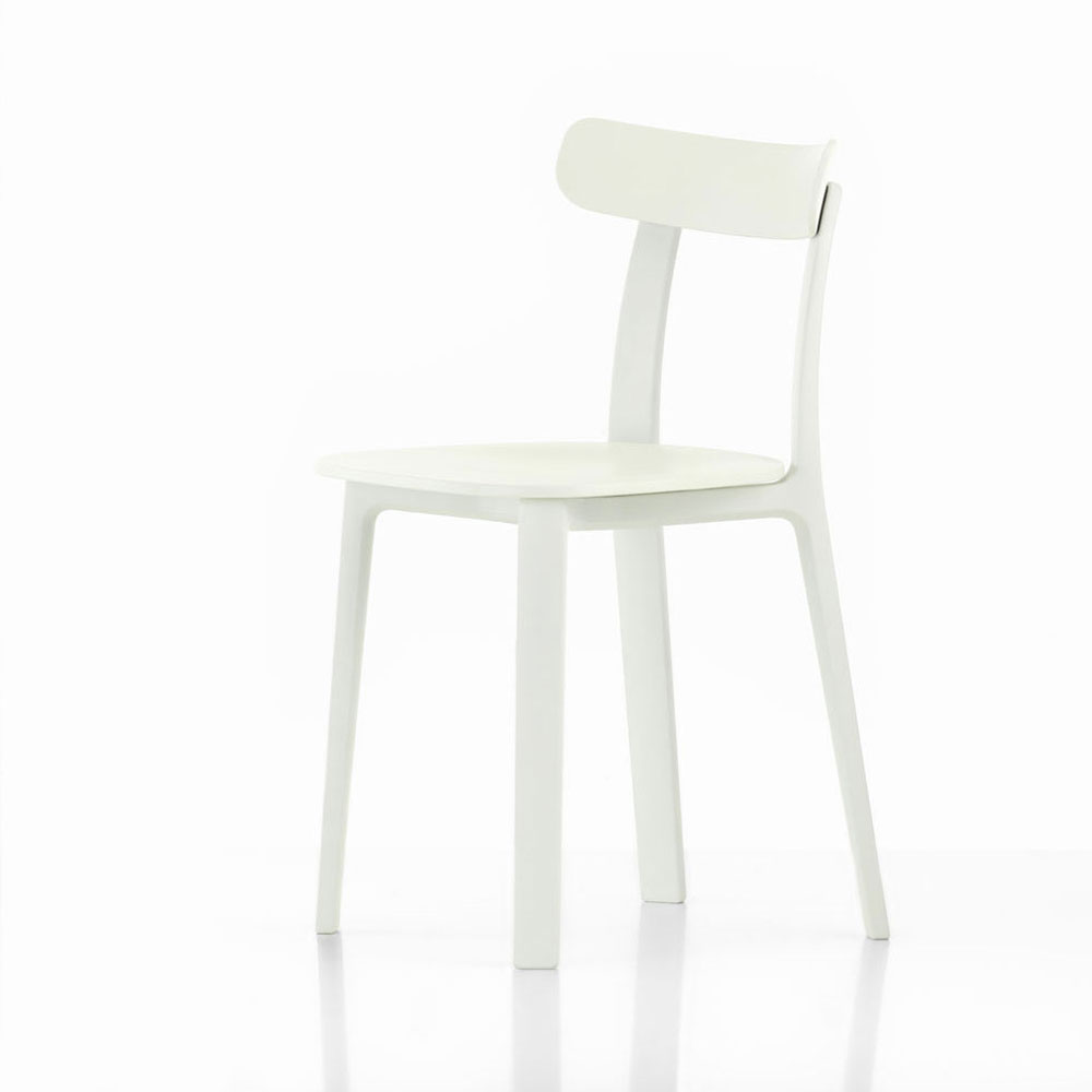 chairs chair all plastic chair by vitra. Black Bedroom Furniture Sets. Home Design Ideas