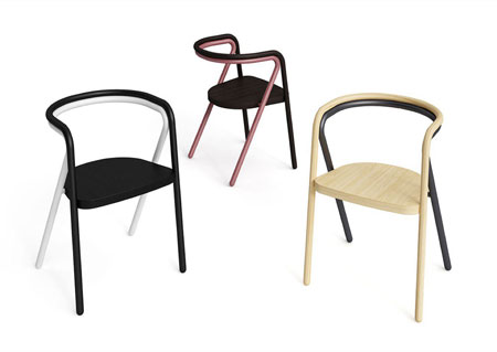 Chair Chair 2 by Cappellini