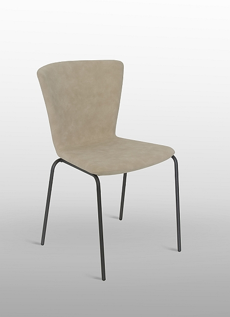 Chair Ambra by Riflessi