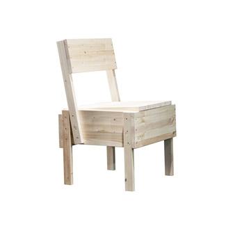 Stuhl Sedia 1