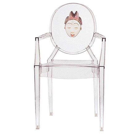 Chair Louis Ghost [b]