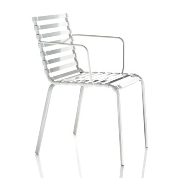 Chaise Striped