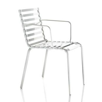 Stuhl Striped
