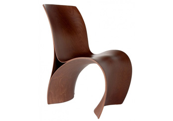 Sedia Three Skin Chair