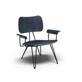 Sedia Overdyed Lounge Chair