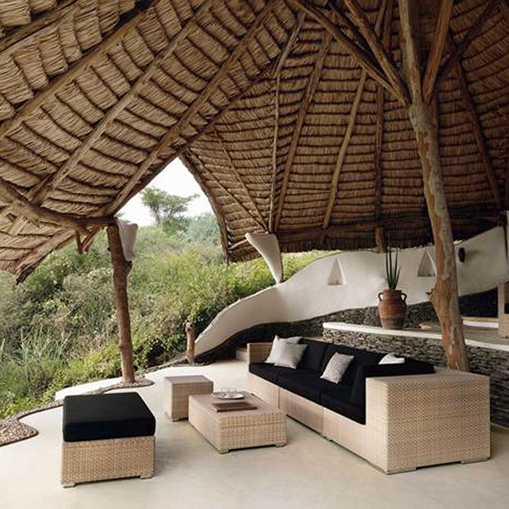 Salon De Jardin Lounge Dedon