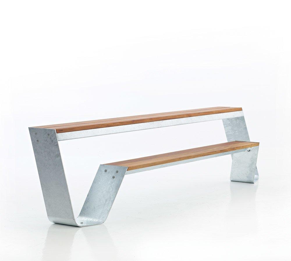 extremis gartenst hle bank hopper designbest. Black Bedroom Furniture Sets. Home Design Ideas