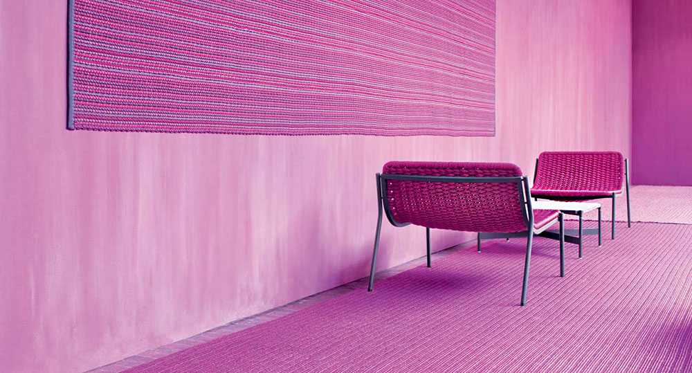 gartenst hle kleiner sessel baia von paola lenti. Black Bedroom Furniture Sets. Home Design Ideas