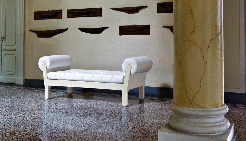Sedie da giardino panchina belle etoile da serralunga - Panca camera da letto ...