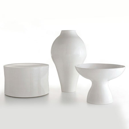 Sgabello White Collection