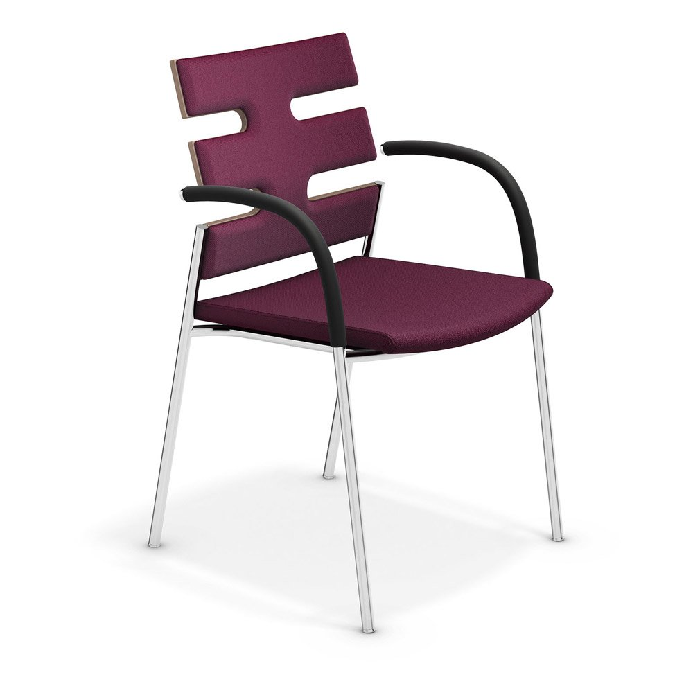 Office chairs chair keep moving by casala for Sedie design north america