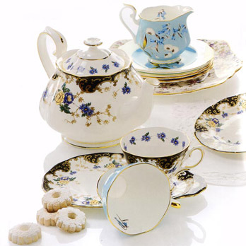 Set 100 Years of Royal Albert [b]