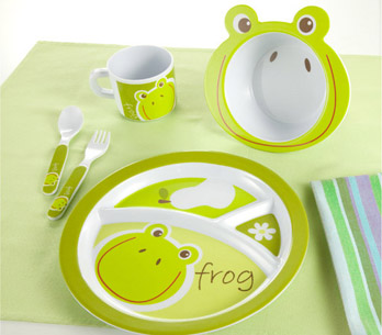 Set pappa Frog
