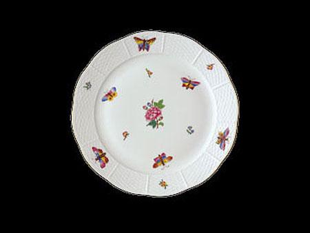 Servizio Victoria Papillons et fleurs