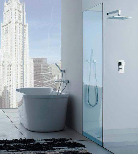 Soffione doccia soffione doccia soqquadro da zazzeri - Soffione della doccia ...