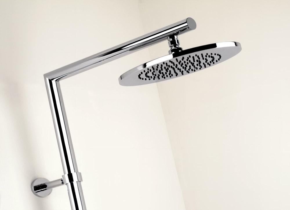 Soffione doccia soffione doccia ovale da gessi - Soffione della doccia ...