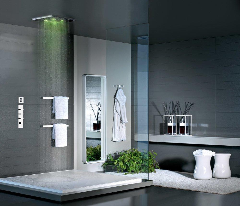 Soffione doccia soffione doccia colour da gessi - Soffione doccia da incasso ...