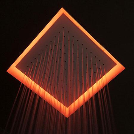 Shower-head Meteo