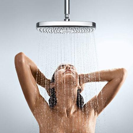 Pommeau de douche Raindance Select E 300 2jet
