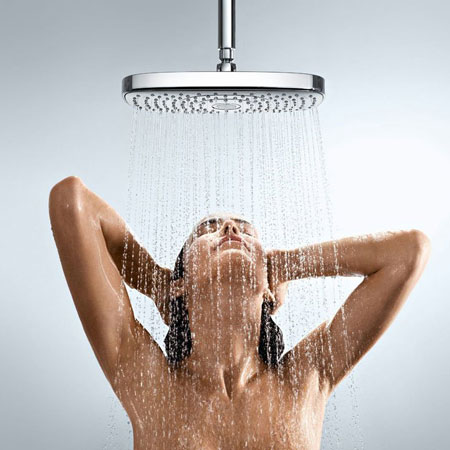 Showerpipe Raindance Select 300 2jet