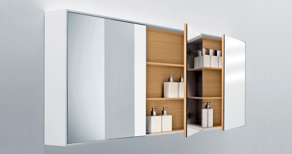 Specchi bagno specchio shape dzw da falper - Specchi bagno torino ...