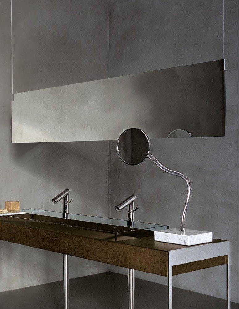 Specchi bagno specchio insegna da agape for Specchi bagno milano