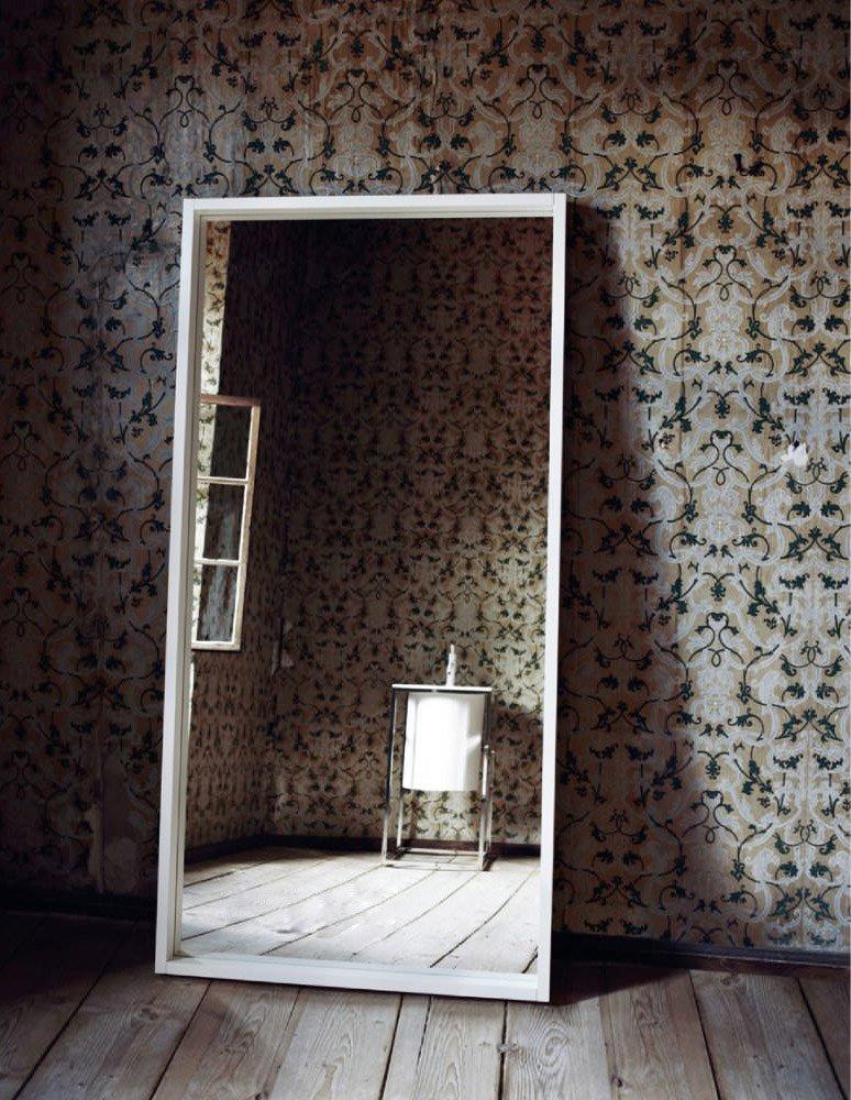 Specchi bagno specchio slim da agape - Specchi bagno torino ...