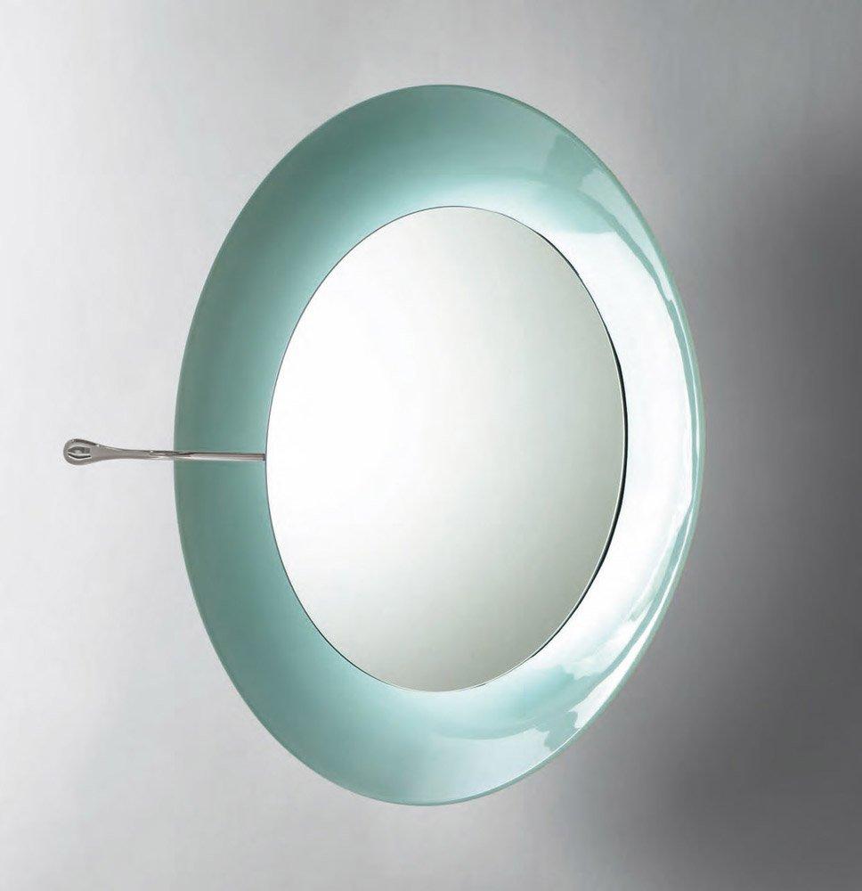 Specchio tondo ikea specchio rotondo specchio rotondo in for Ikea decorazioni e specchi