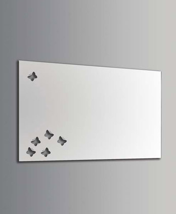 Miroir Farfalle