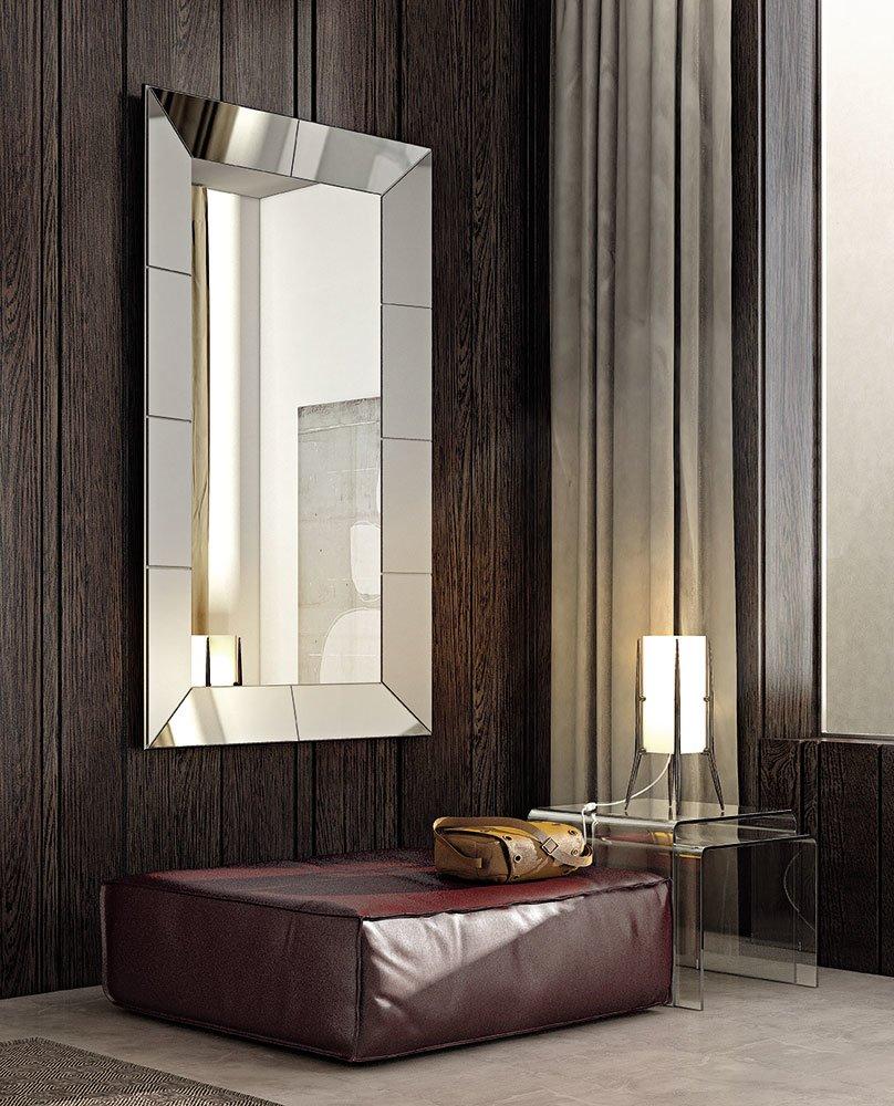 Specchiere specchio cube da riflessi - Specchi riflessi audio due ...