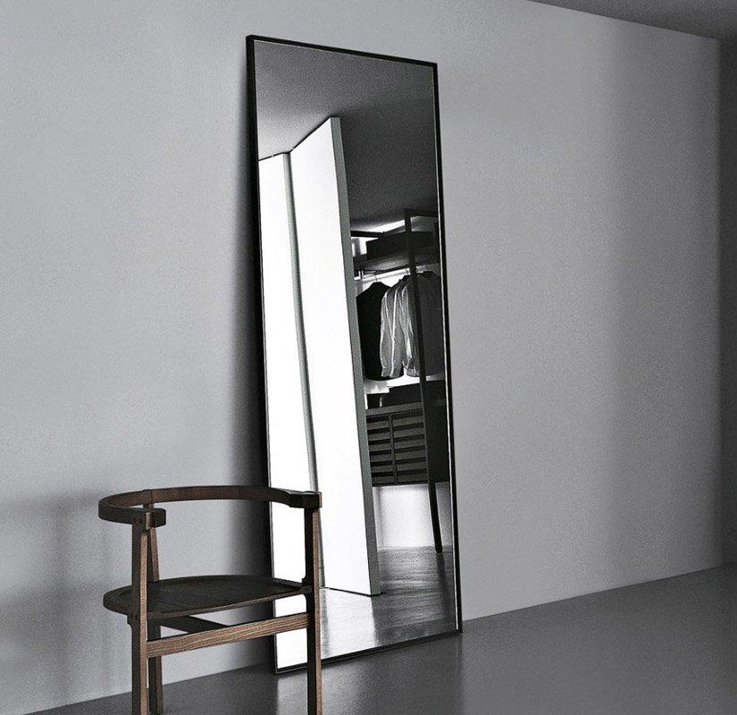 Specchiere specchio reflection da porro for Webmobili outlet