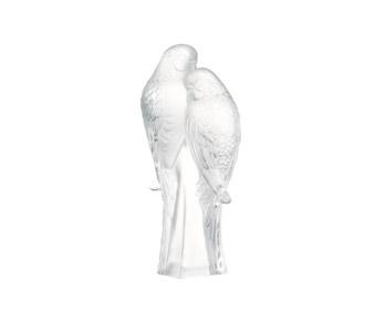 Statuetta Deux Perruches