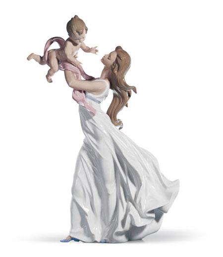 Statuetta Il mio bellissimo bebè