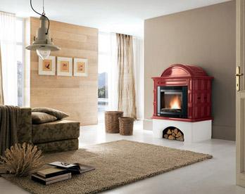 Stufa a pellet Ecofire® Ginevra New