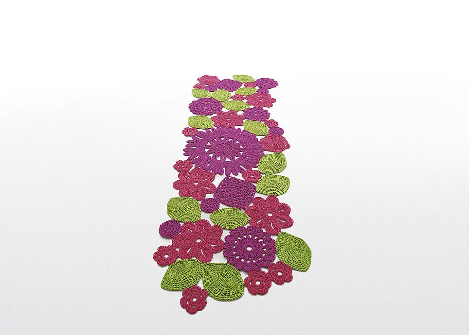 Tappeti: Tappeto Crochet da Paola Lenti