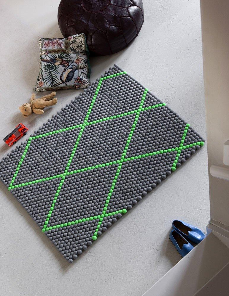 Hay Teppiche Teppich Dot Carpet  Designbest
